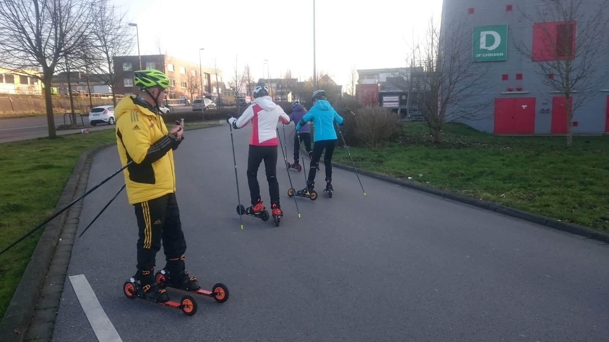 Skike Cross-Skating Hagen Dortmund NRW Ruhrgebiet Sauerland